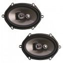 SPEAKERS FULL RANGE ARACHNID 3 WAY 5X7