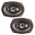 SPEAKERS FULL RANGE ARACHNID 4 WAY 6X9