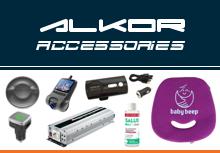 Accessori professionali per l'automotive. Inverter - Dash Camera - Monitors GPS - Telefonia Mobile.