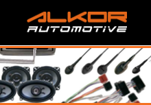 Alkor Automotive Car Hi-Fi accessories