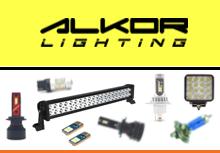 Alkor Lighting - lampade professionali per l'auto