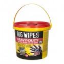 BIG WIPES - HEAVY DUTY 240 PANNI/SECCHIO 20X30 CM.