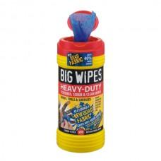 BIG WIPES - HEAVY DUTY 80 PANNI/TUBO 20X30 CM.